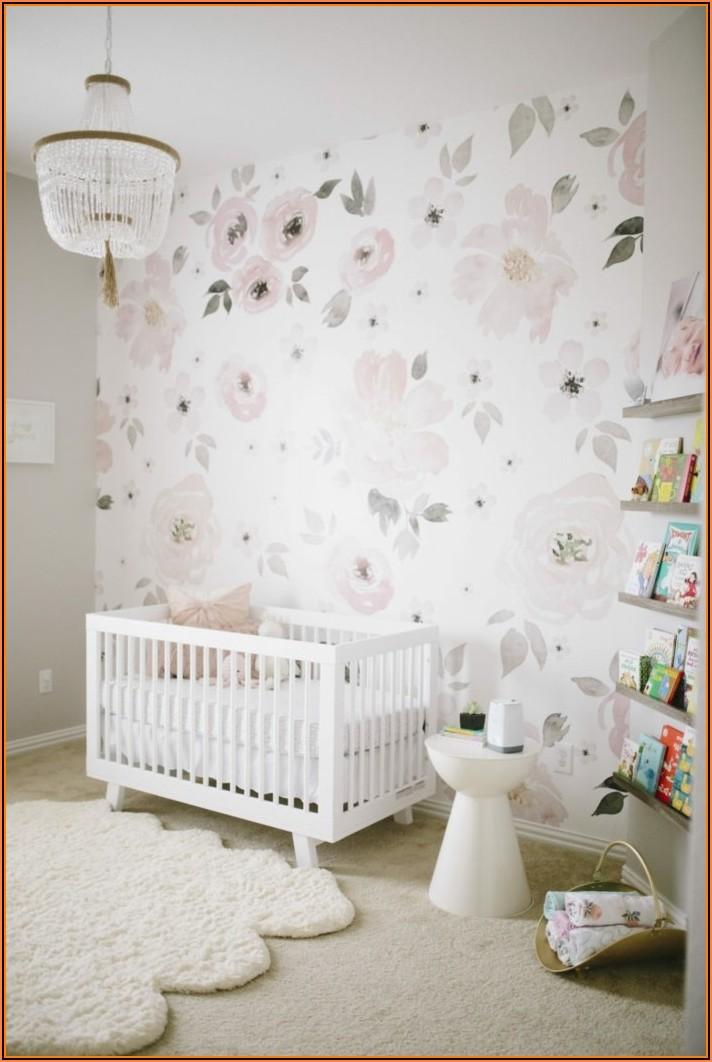 Wandfarben Ideen Kinderzimmer Mädchen