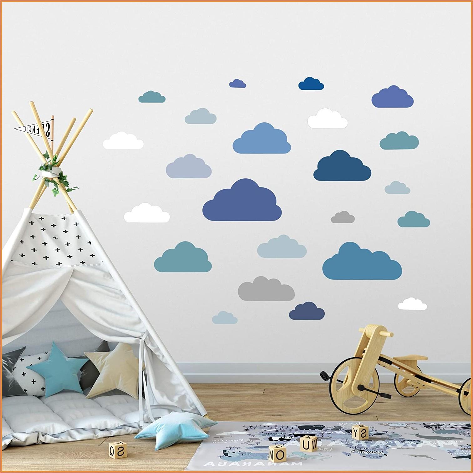 Wandtattoo Kinderzimmer Rauhfaser