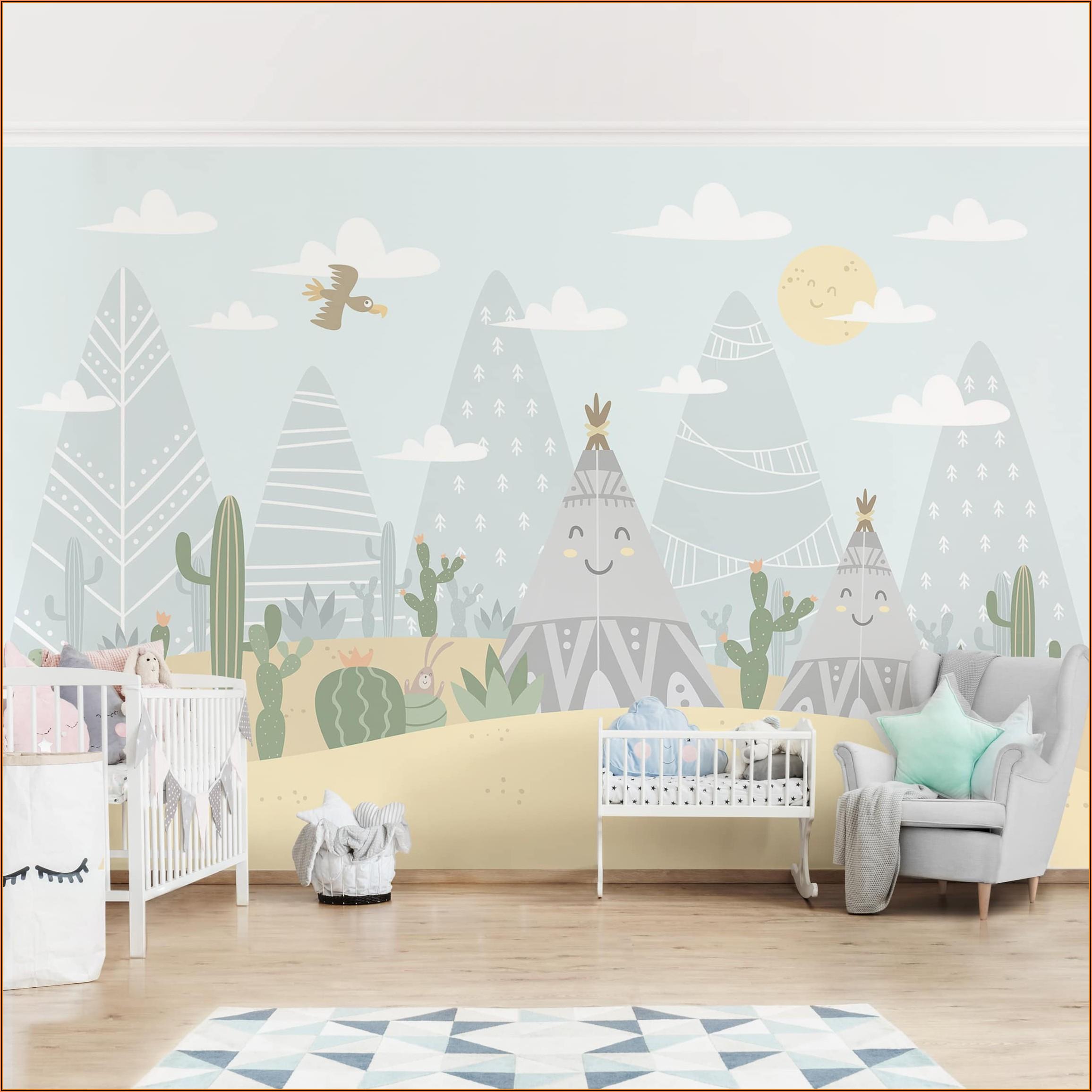 Welche Tapete Für Kinderzimmer