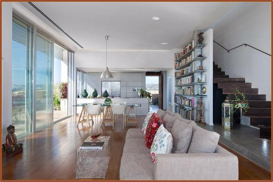 Wohnzimmer Esszimmer Küche Kombinieren