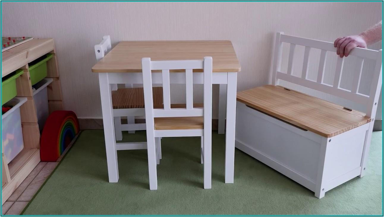 Ab Wann Tisch Und Stühle Ins Kinderzimmer