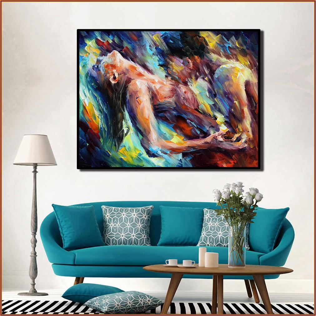 Abstrakte Bilder Für Schlafzimmer