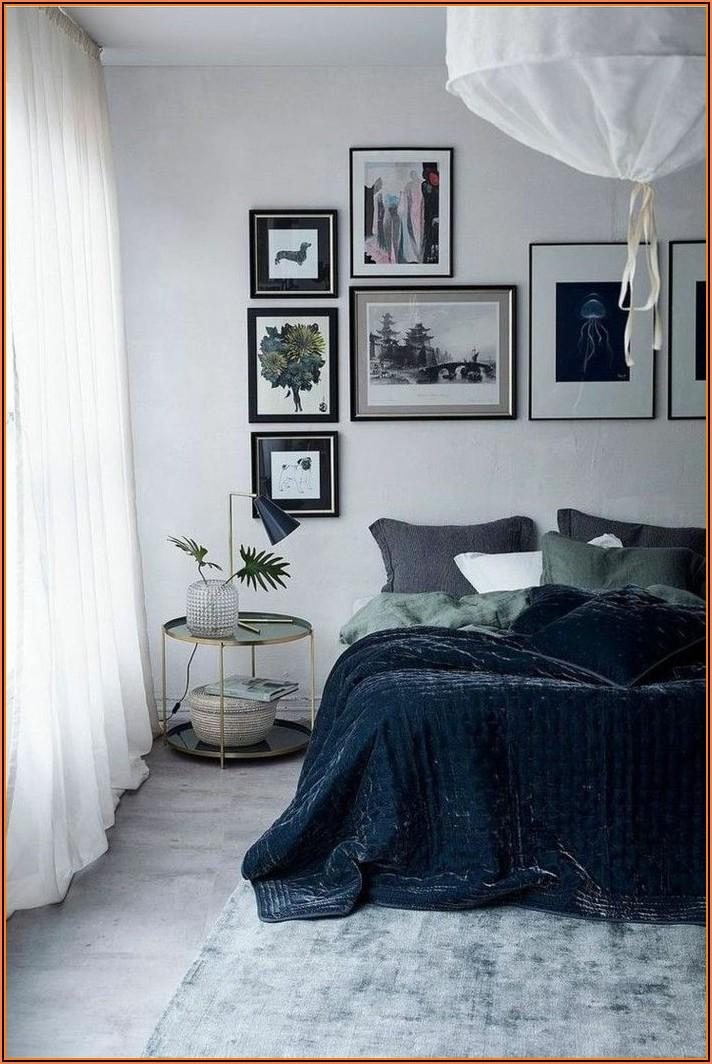 Bilder Gardinen Schlafzimmer