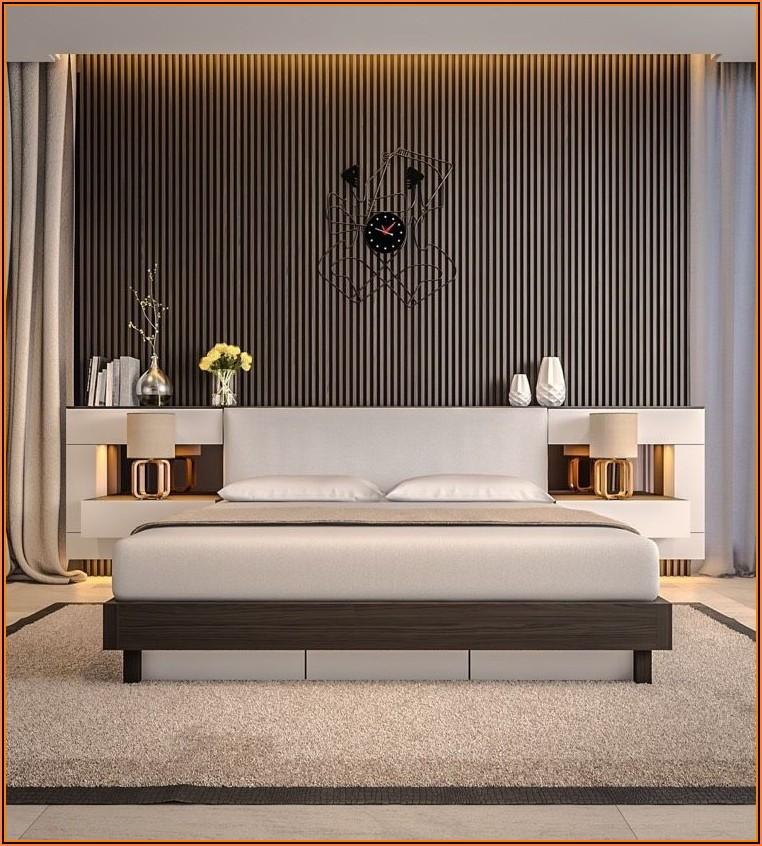 Moderne Schlafzimmergestaltung Bilder