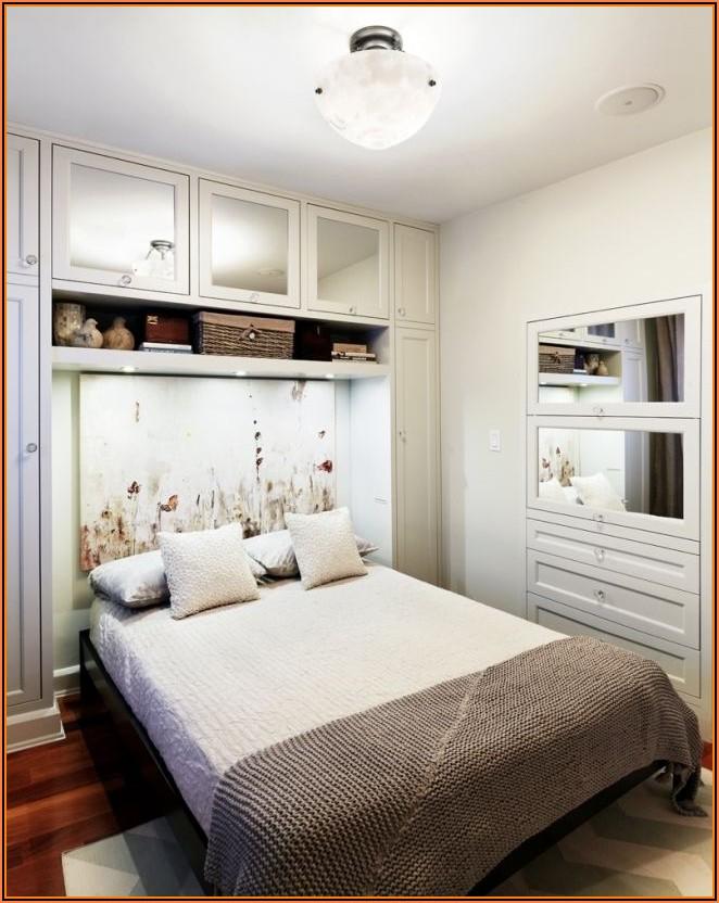 Schlafzimmer Bilder über Bett