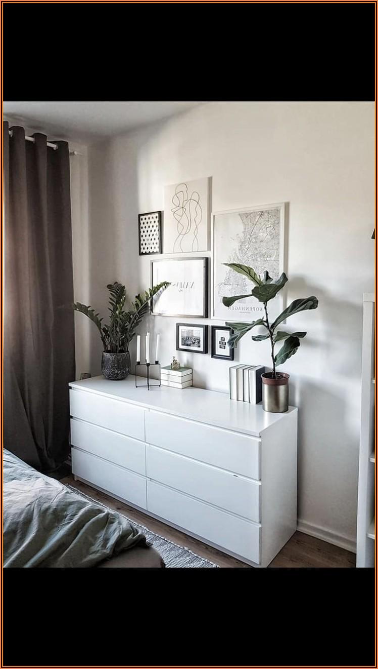 Schlafzimmer Kommode Ikea Schwarz