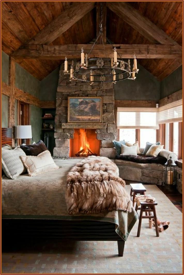 Schlafzimmer Landhausstil Bilder