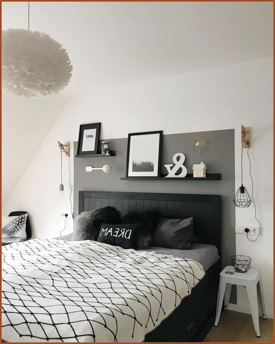 Schwarz Weiß Bilder Schlafzimmer