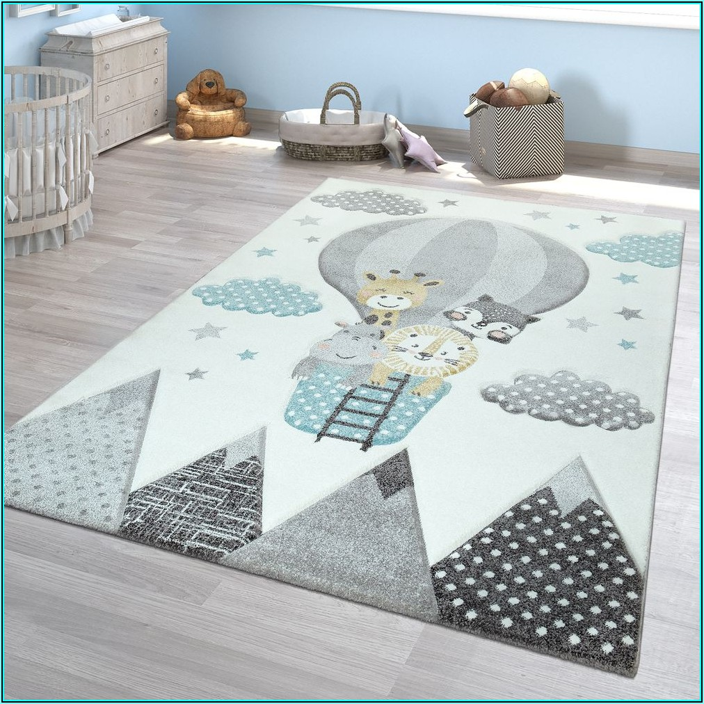 Teppich Für Kinderzimmer Jungen