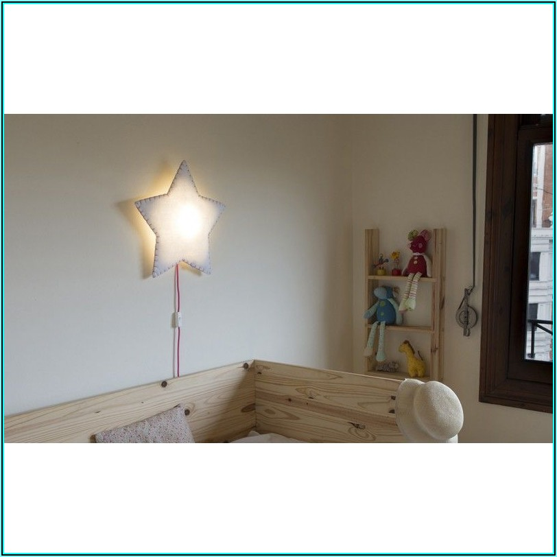 Wandlampe Mit Stecker Kinderzimmer