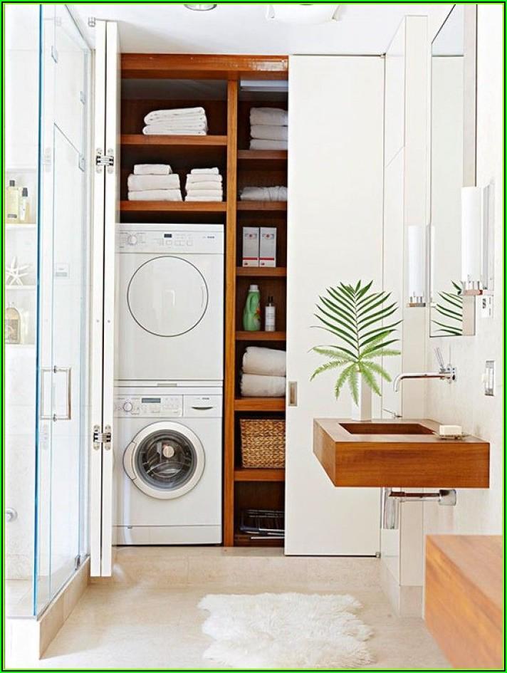 Waschmaschine Für Kleines Bad