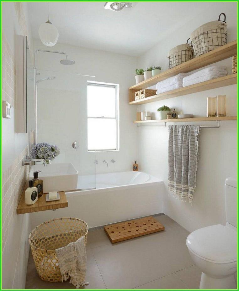 Welche Farbe Für Kleine Badezimmer