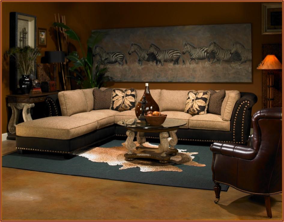 Afrika Deko Wohnzimmer