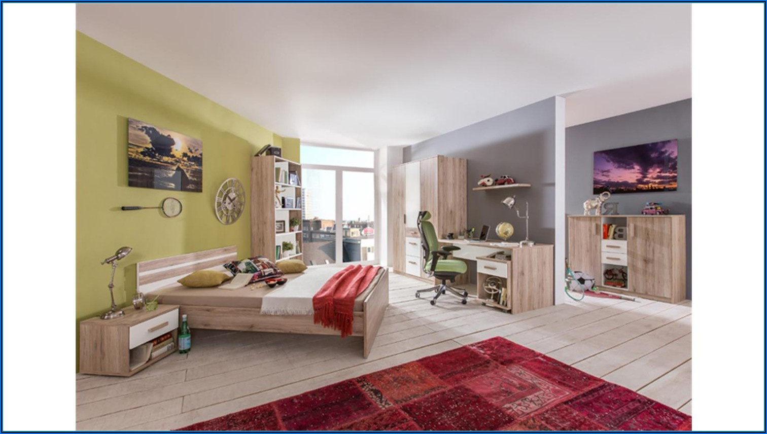 Babyzimmer Cariba 8tlg. San Remo