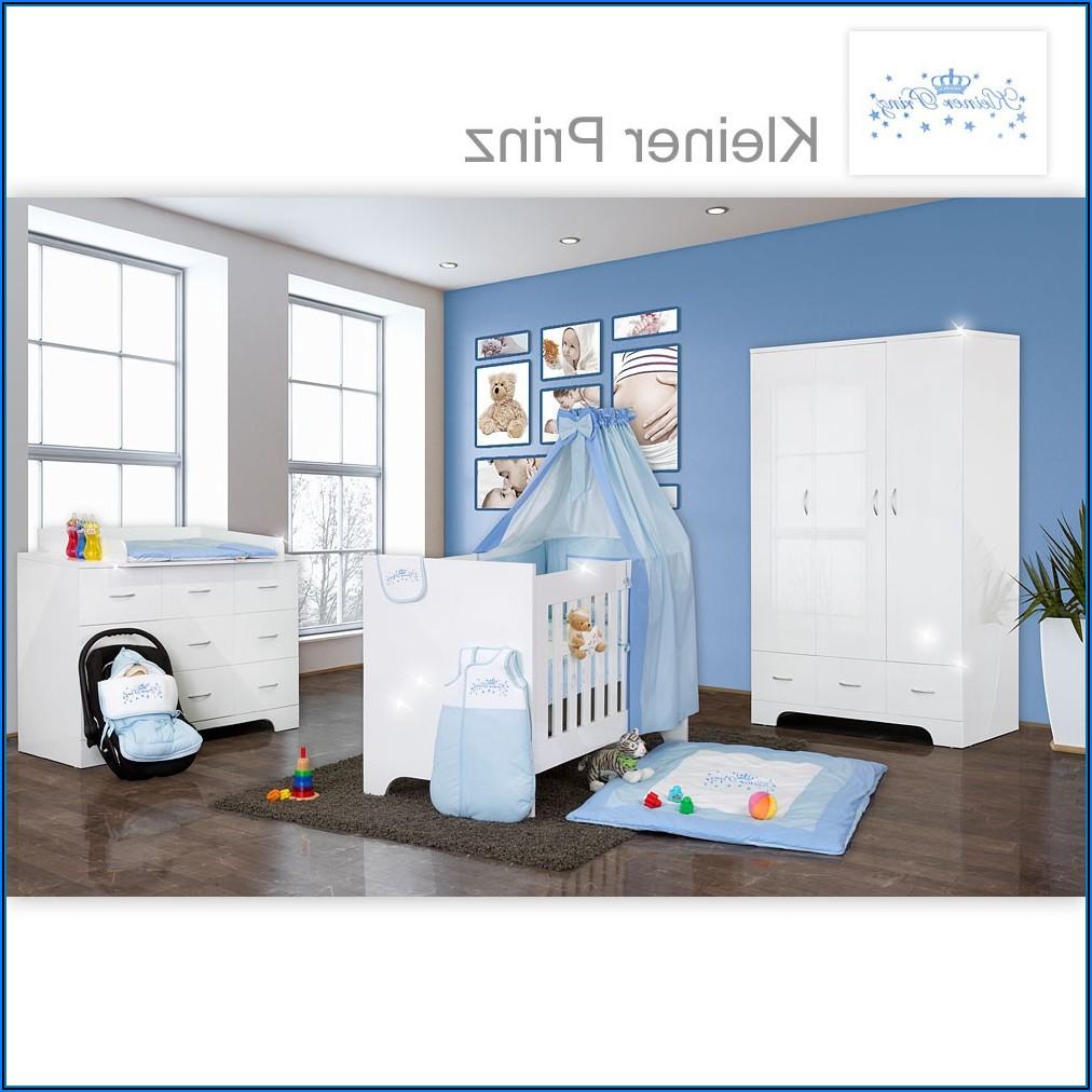 Babyzimmer Prinz Blau