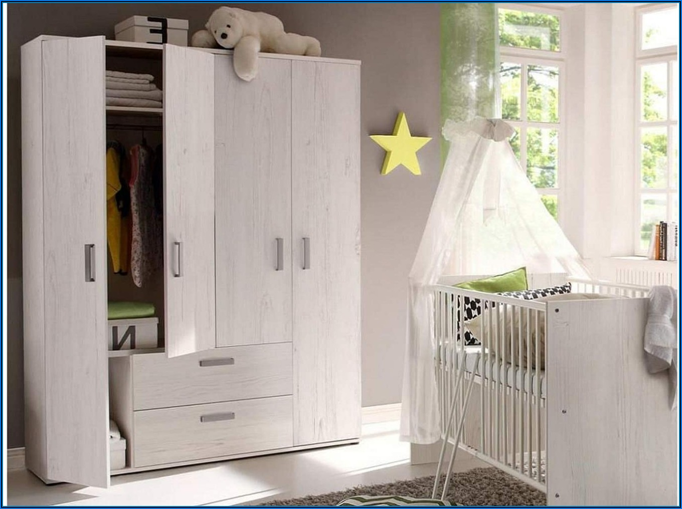 Babyzimmer Set Idealo
