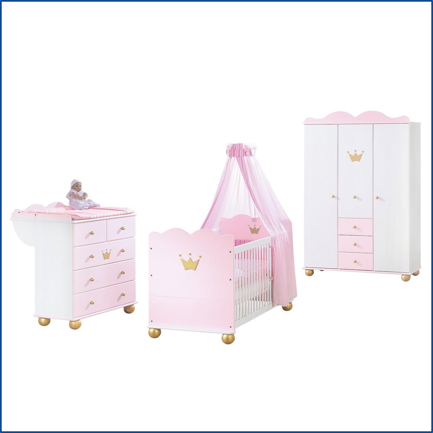 Babyzimmer Set Prinzessin