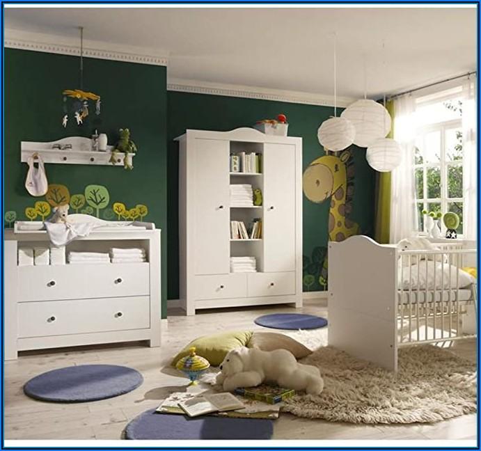 Babyzimmer Set Sienna 8 Tlg