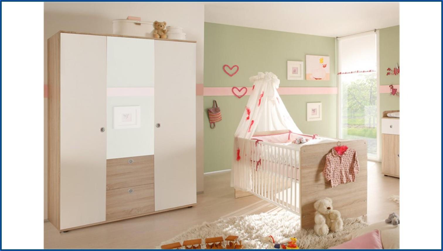 Babyzimmer Set Sonoma Eiche