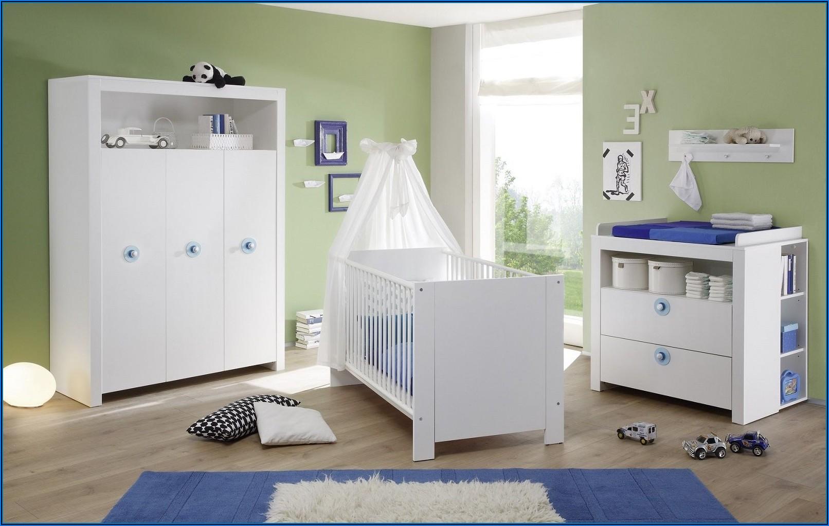 Babyzimmer Set Weiß