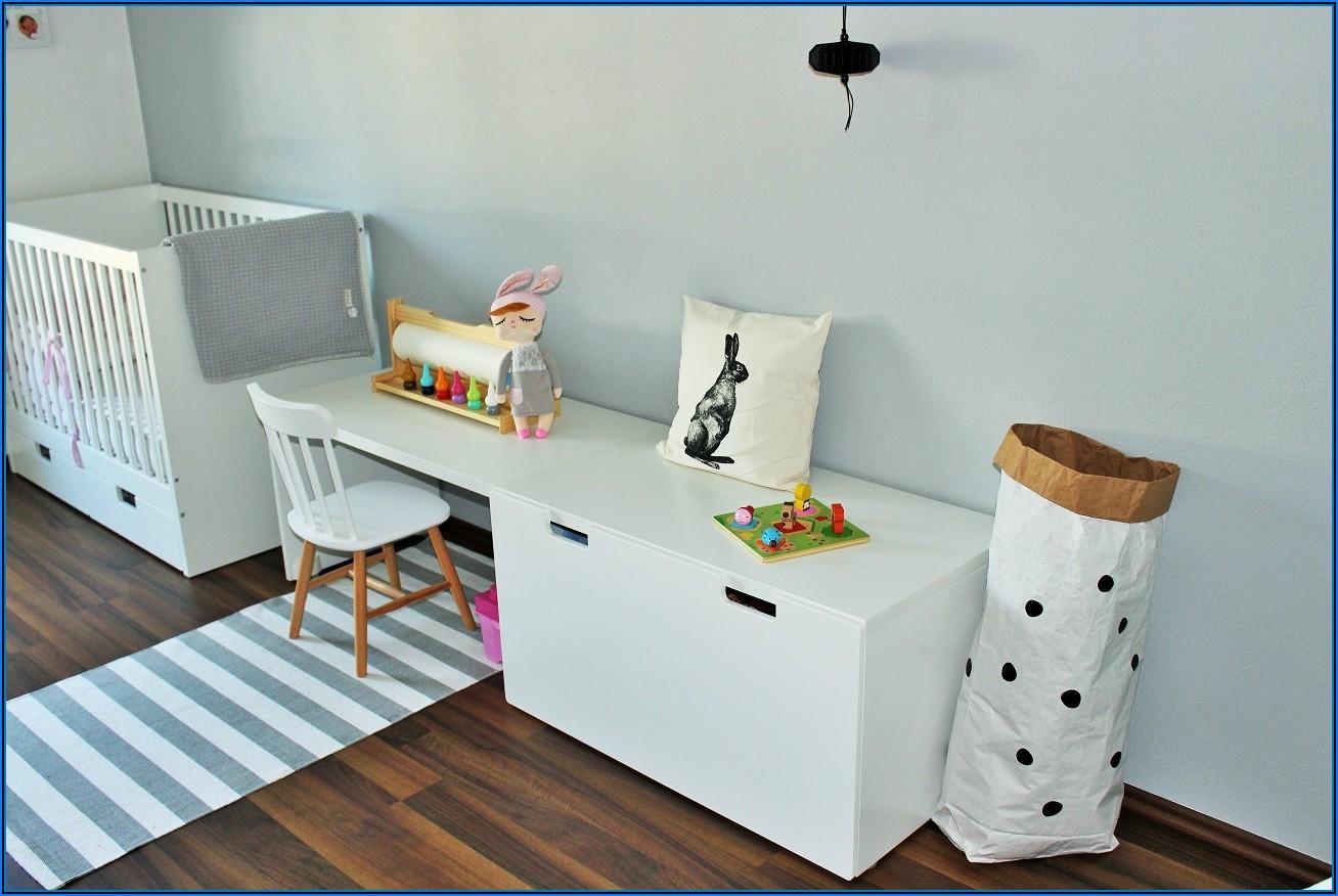 Babyzimmer Türkis Deko