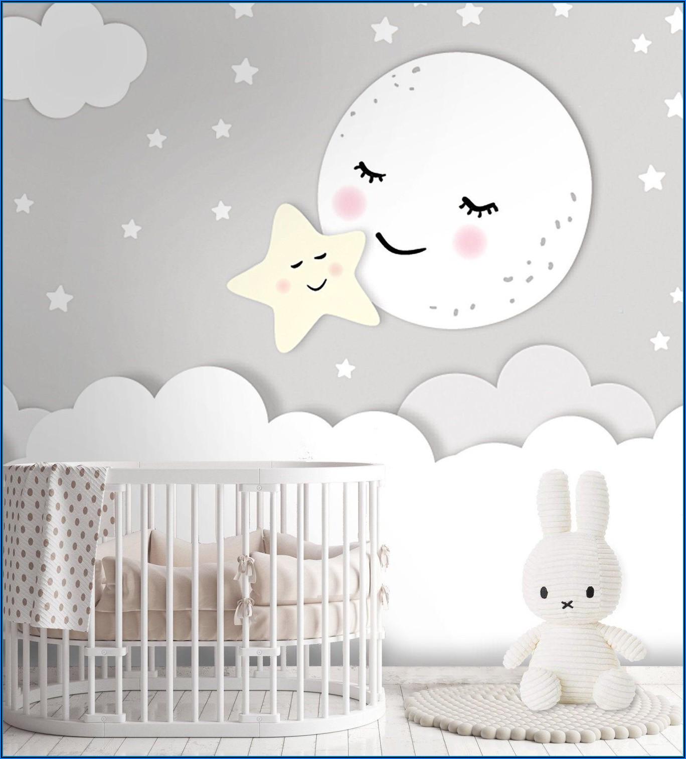 Babyzimmer Tapete Vlies