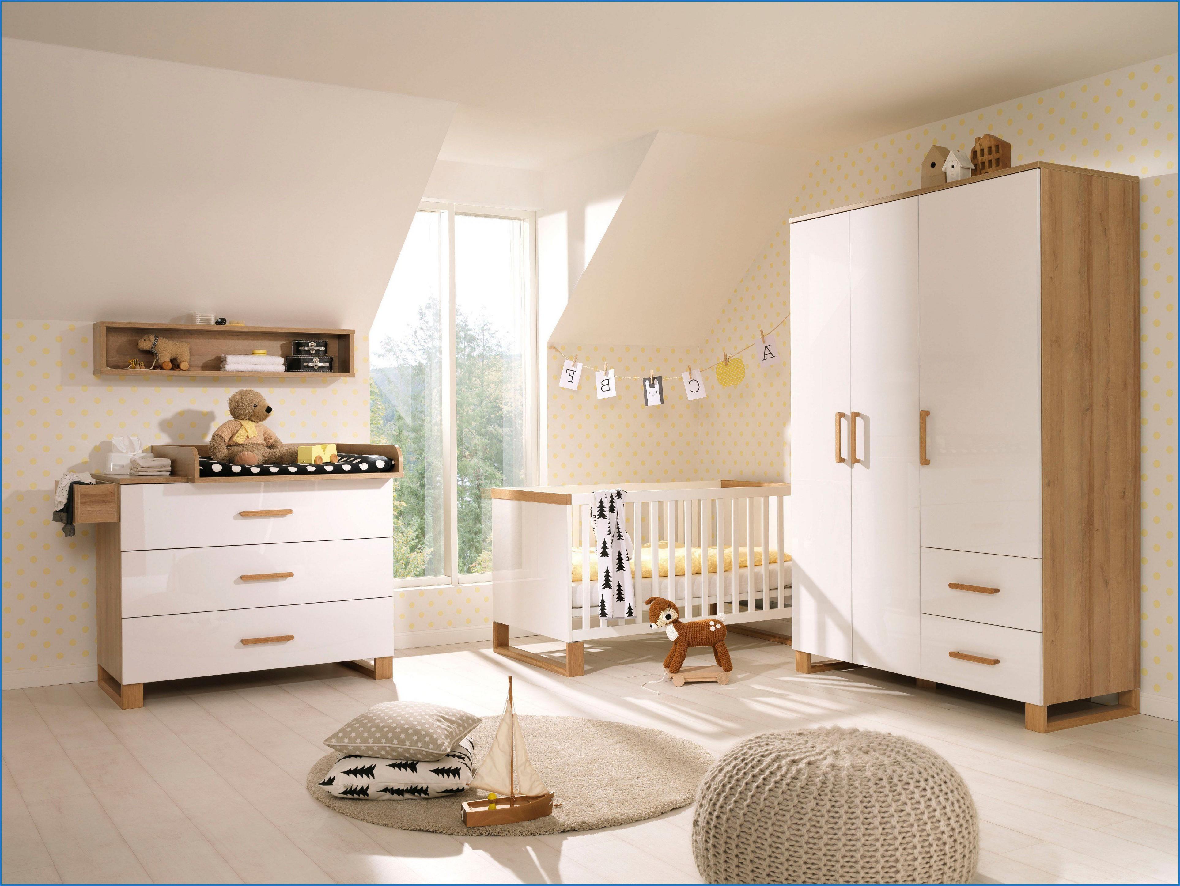 Babyzimmer Weiß Vintage