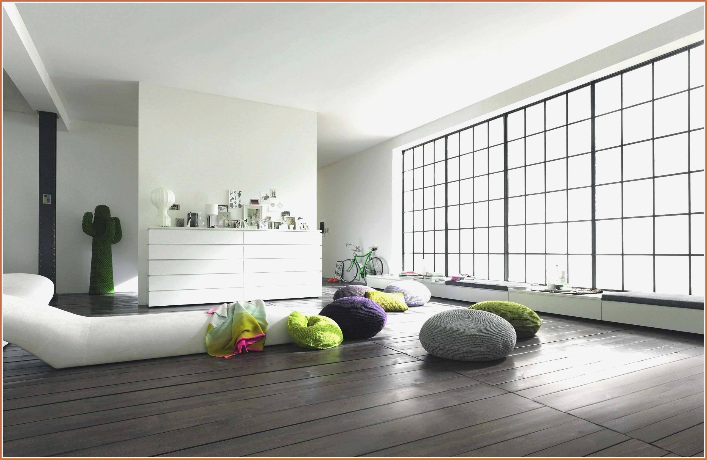 Boden Dekoration Wohnzimmer
