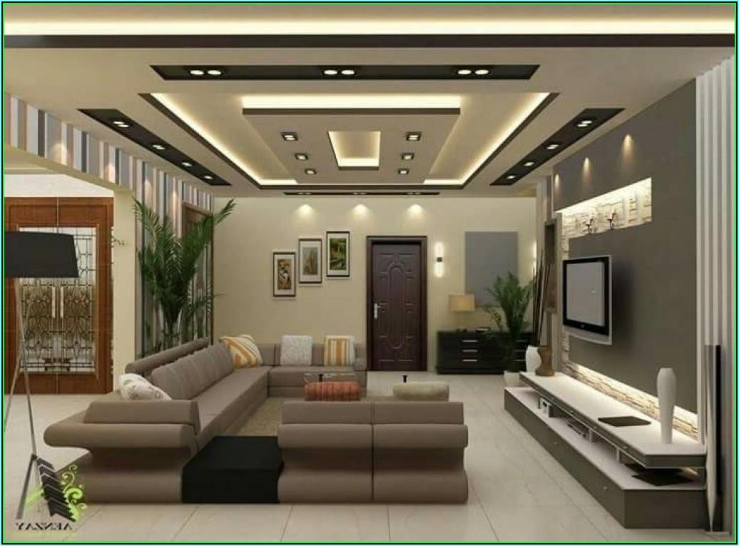 Deko Für Wohnzimmer Decke