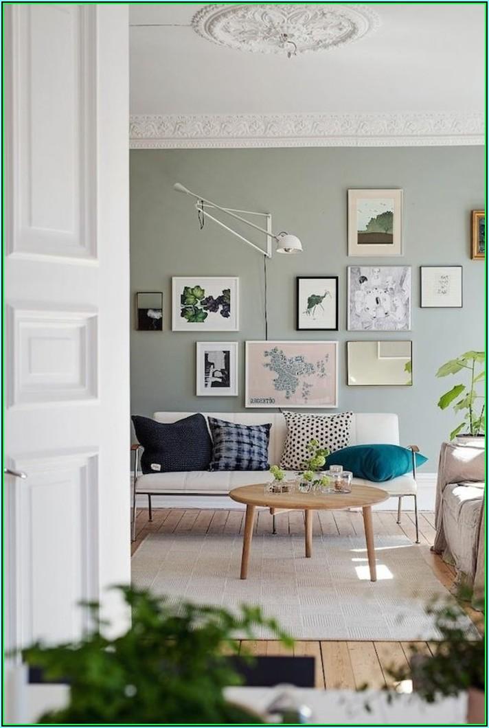 Deko Für Wohnzimmer In Grün