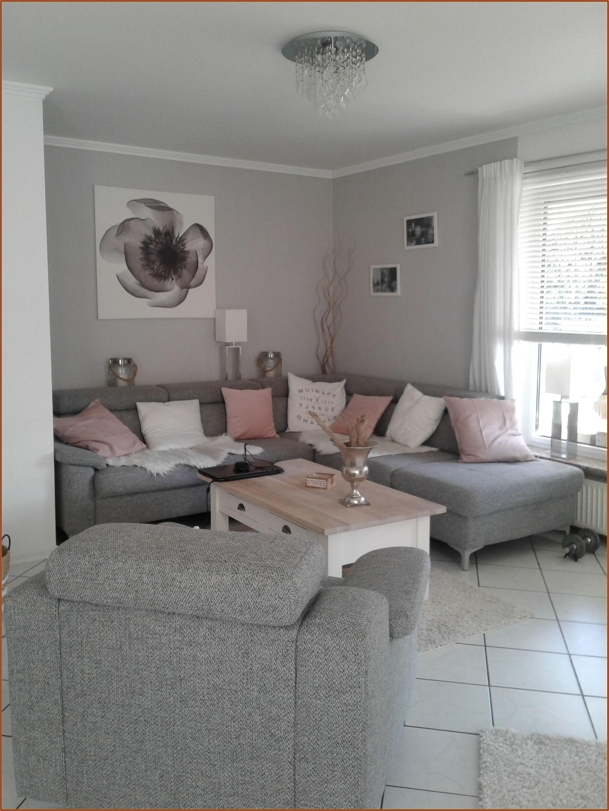 Deko Grau Weiß Wohnzimmer