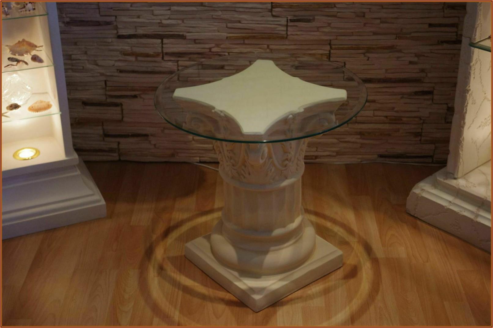Deko Runder Tisch Wohnzimmer