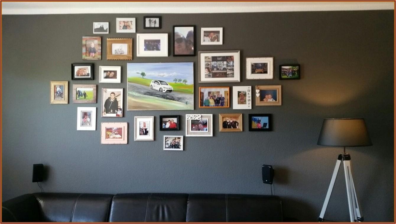 Deko Wand Wohnzimmer Bilder