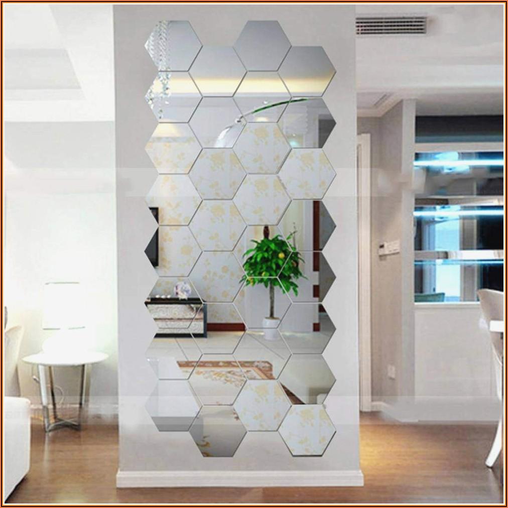 Deko Wandspiegel Wohnzimmer