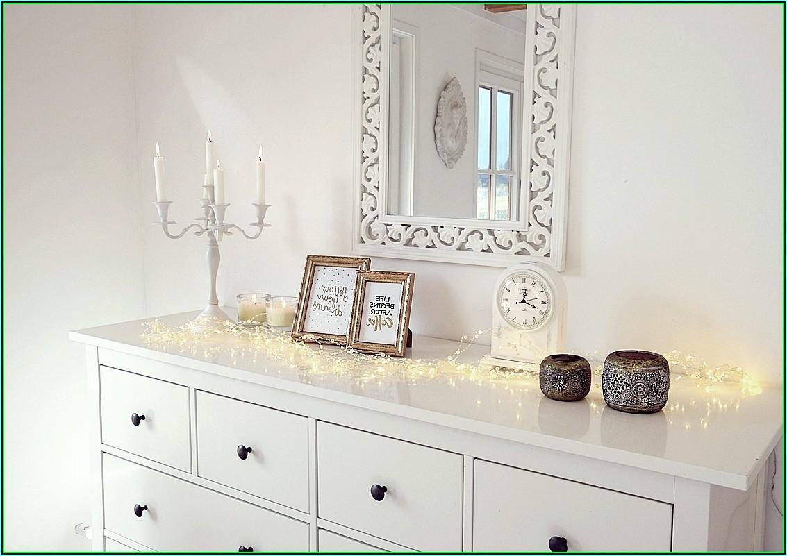 Deko Weiß Gold Wohnzimmer
