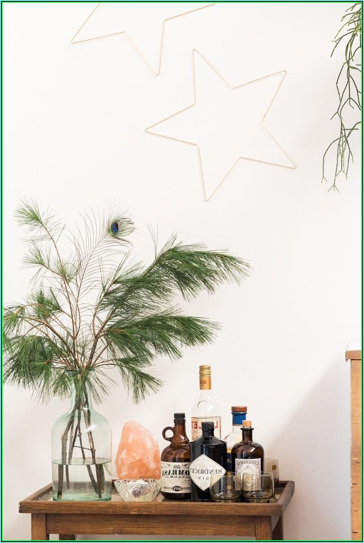 Deko Weihnachten Im Wohnzimmer