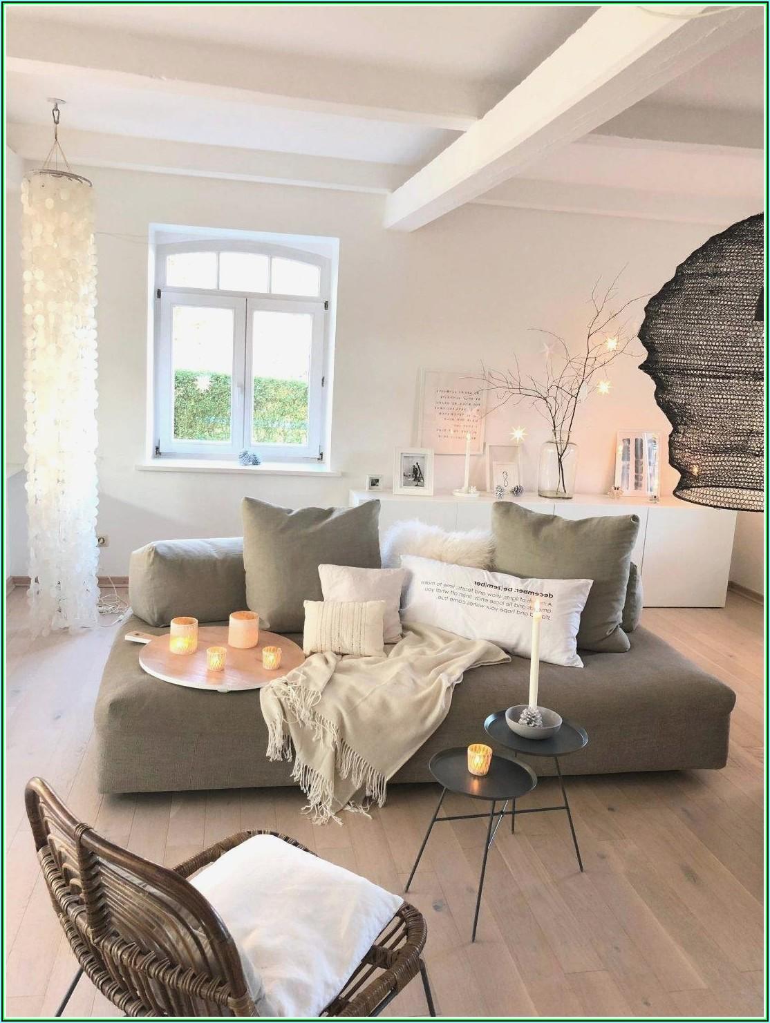 Deko Wohnzimmer In Silber