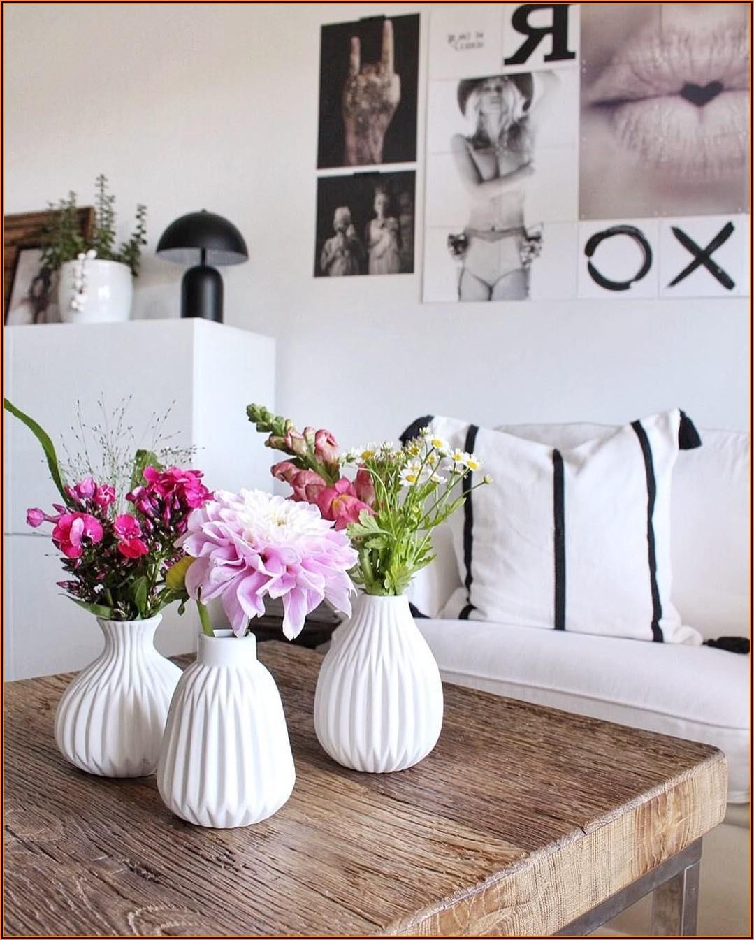 Deko Wohnzimmer Vasen