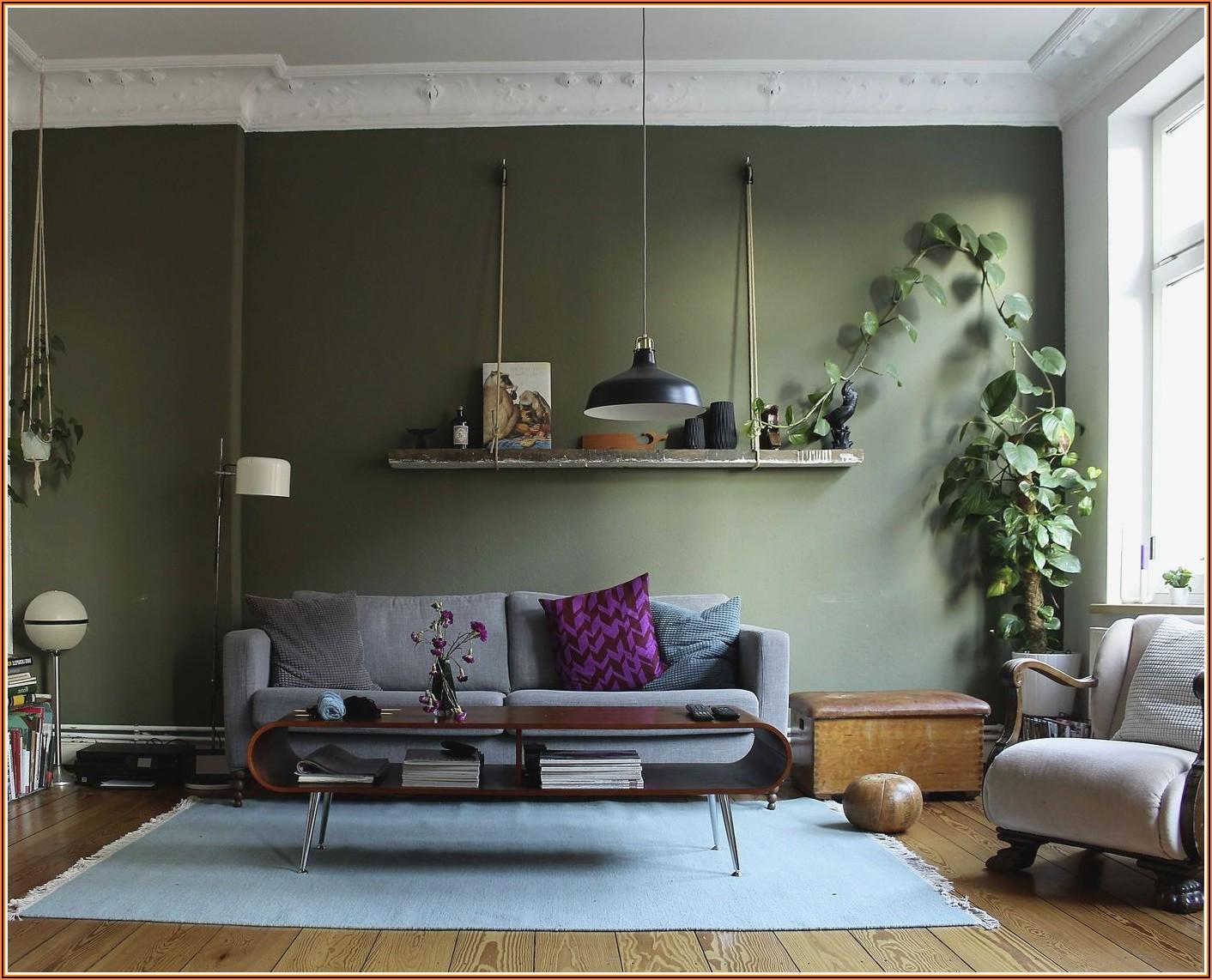 Deko Wohnzimmer Wand