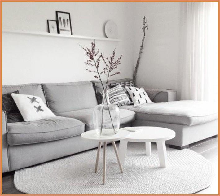 Deko Wohnzimmer Weiß Grau