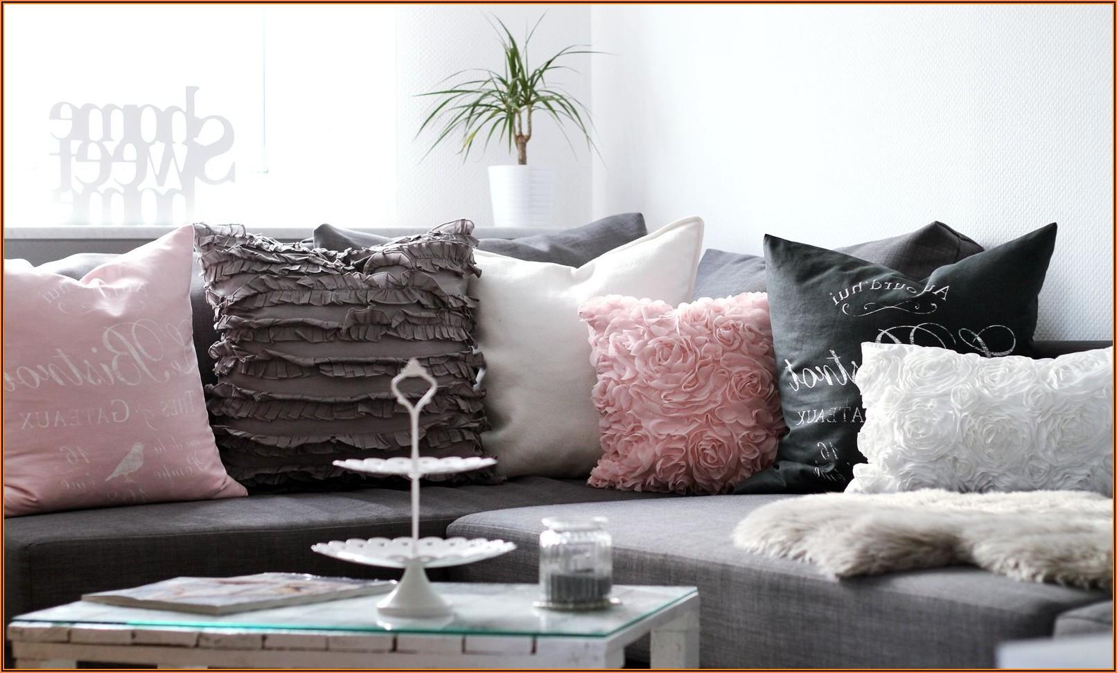 Deko Wohnzimmer Weiß