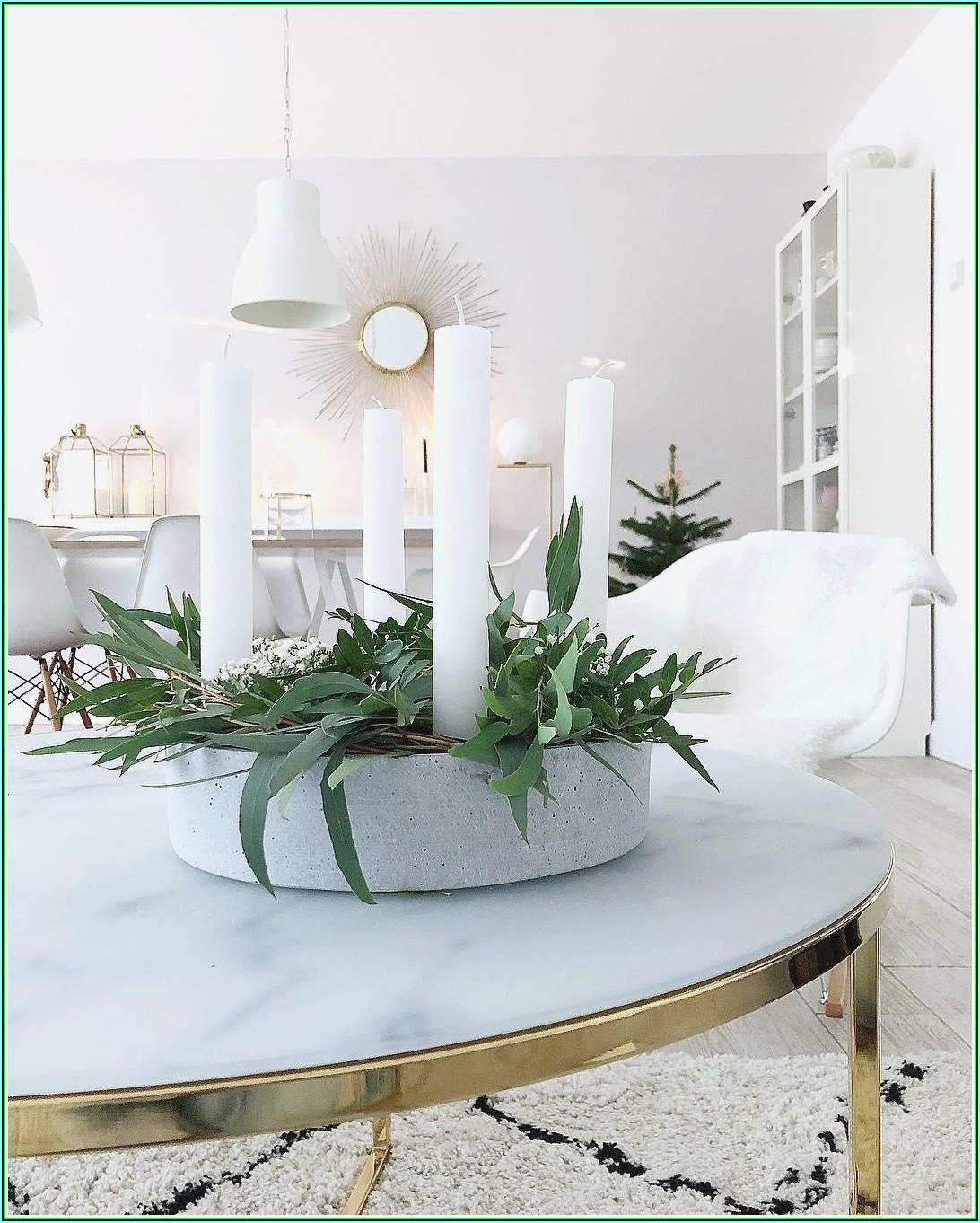 Deko Wohnzimmer Weihnachten