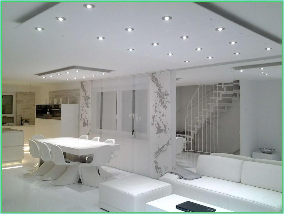 Dekoration Decke Wohnzimmer