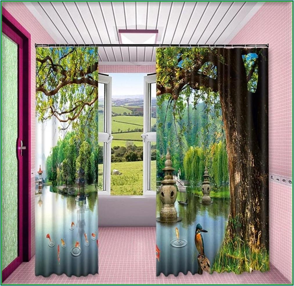 Dekoration Für Wohnzimmer Fenster