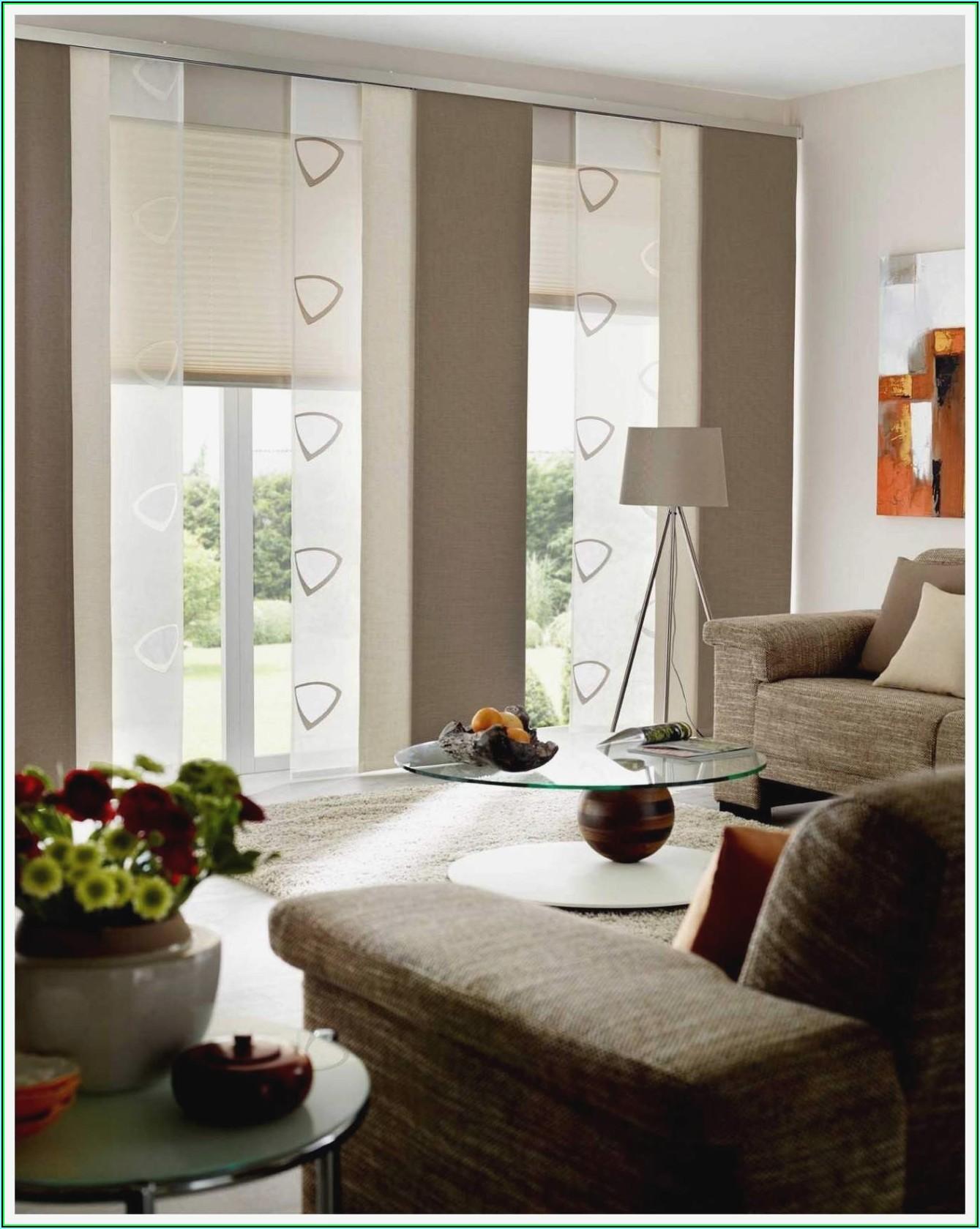 Dekoration Gardinen Wohnzimmer