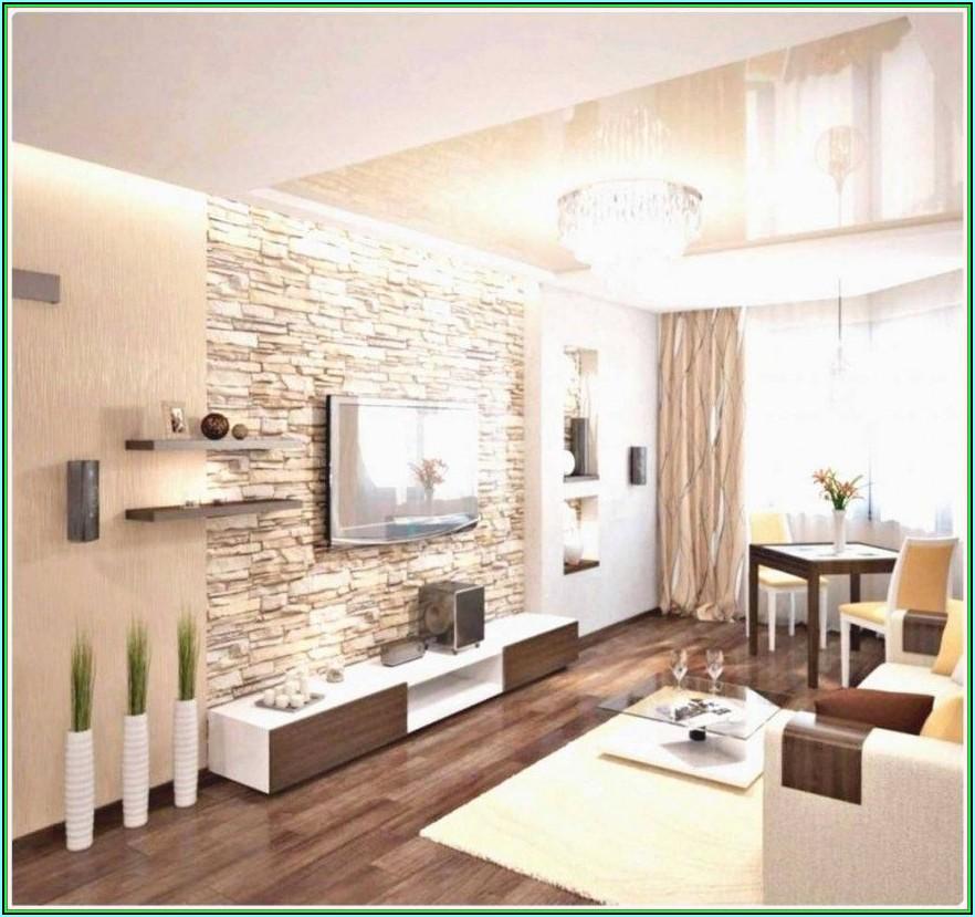 Dekoration Wand Wohnzimmer