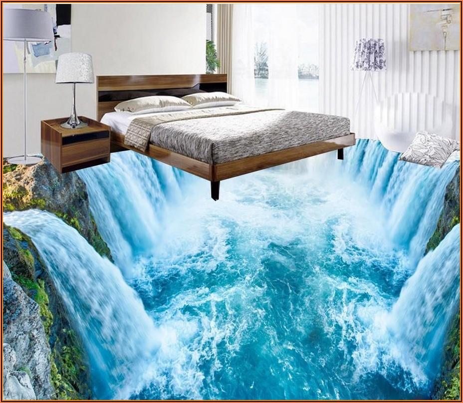 Dekoration Wohnzimmer Boden