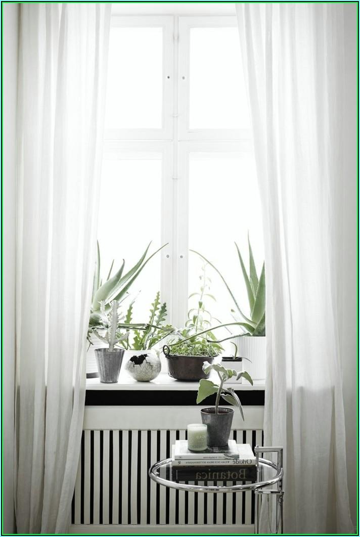 Dekoration Wohnzimmer Fensterbank