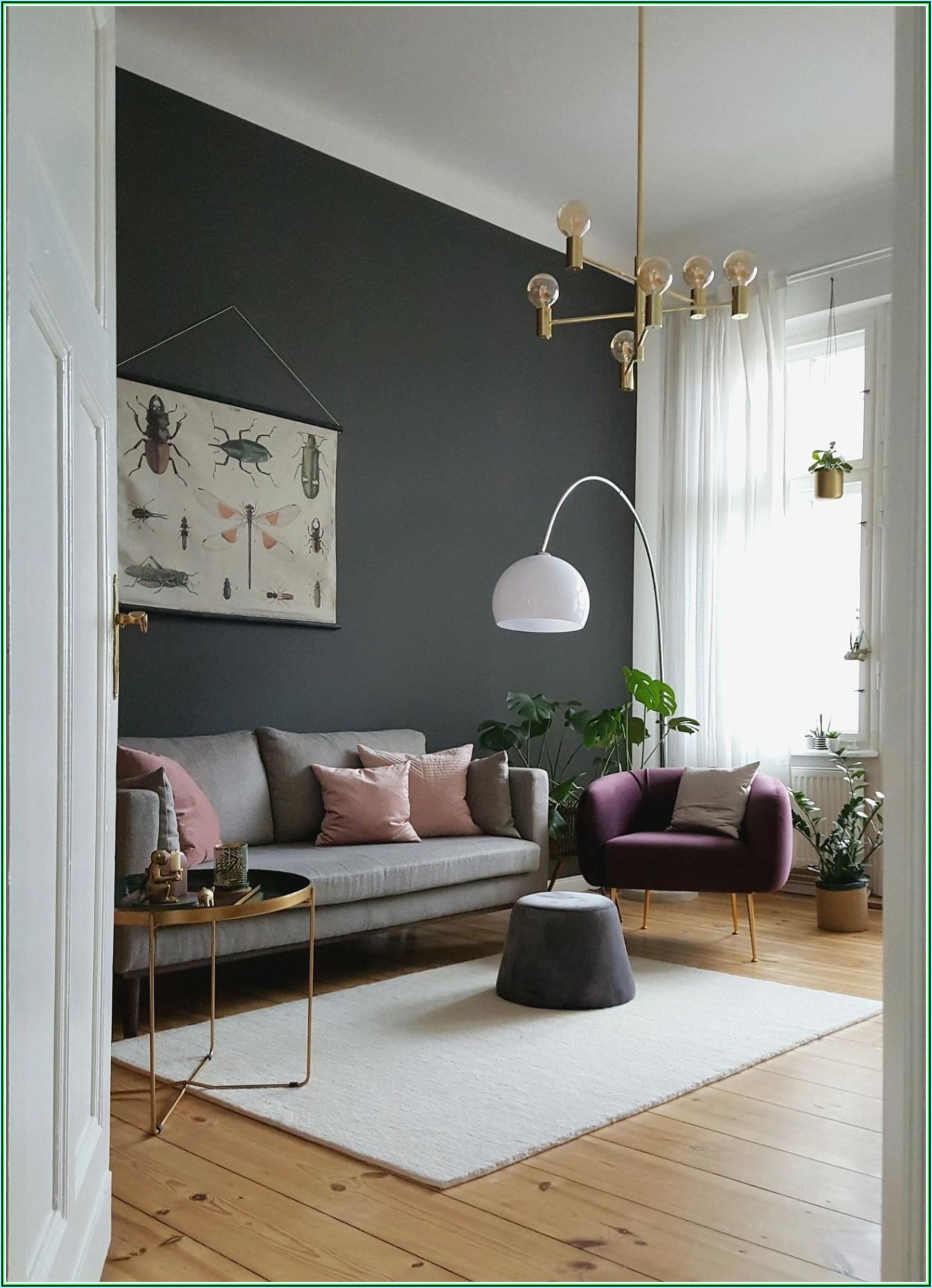 Dekoration Wohnzimmer Kupfer