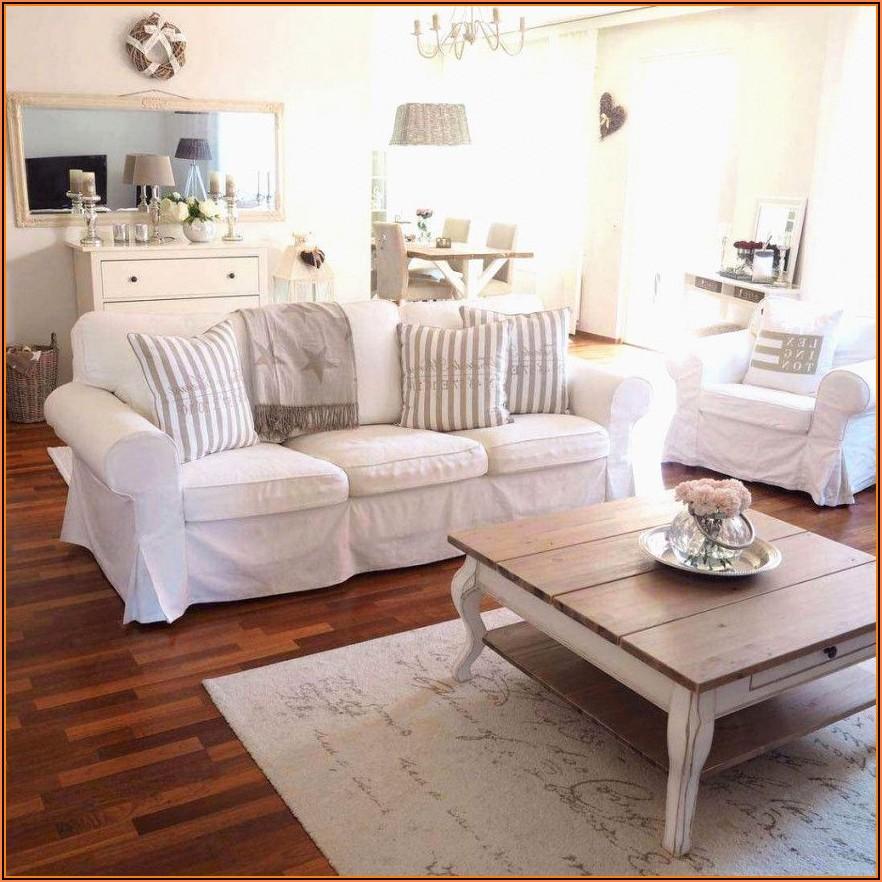 Dekoration Wohnzimmer Landhausstil